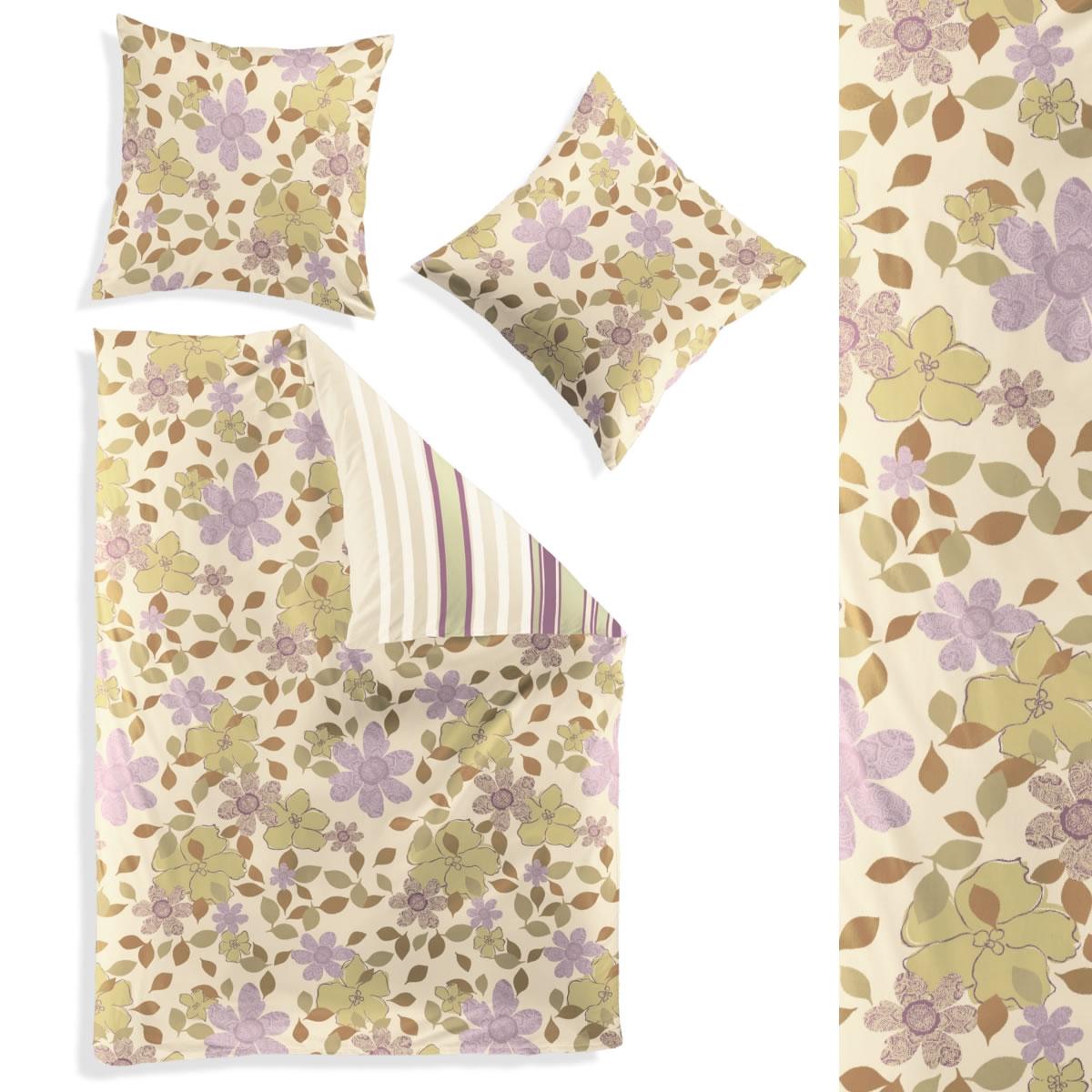 bierbaum smail mako satin wende bettw sche 200x200 cm design 451831. Black Bedroom Furniture Sets. Home Design Ideas