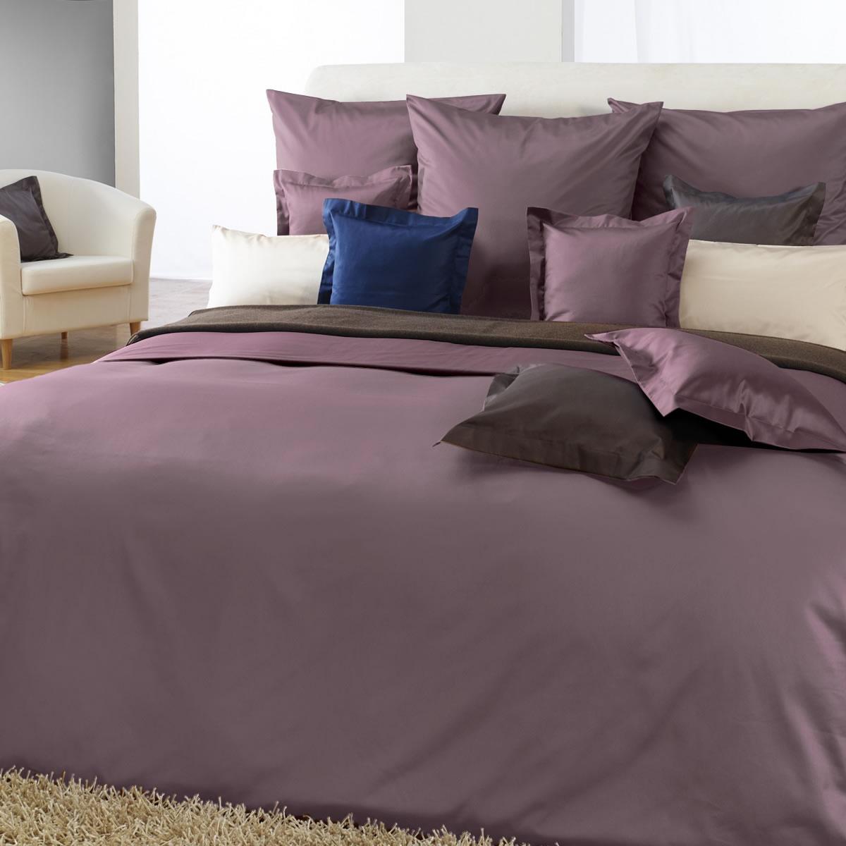 curt bauer mako satin bettw sche uni my blog. Black Bedroom Furniture Sets. Home Design Ideas