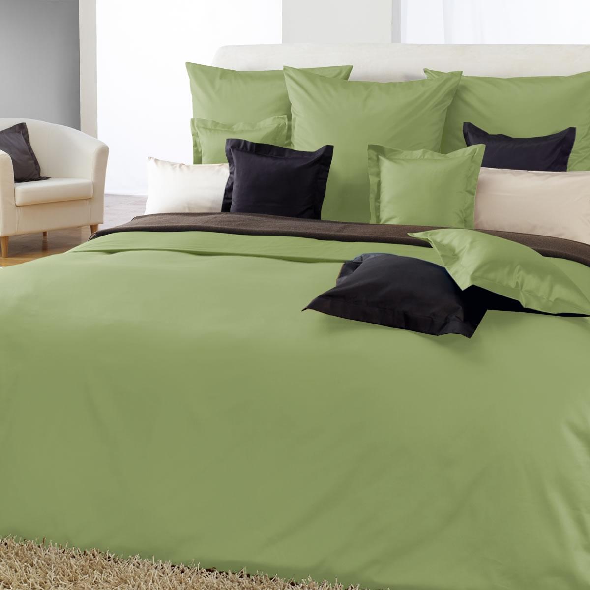 curt bauer uni mako satin bettw sche in 200x200 cm kissenbezug 100 baumwolle ebay. Black Bedroom Furniture Sets. Home Design Ideas