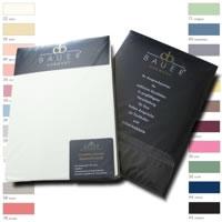 Curt Bauer Jersey-Elastic Spannbettlaken Spannbetttuch Design 0001
