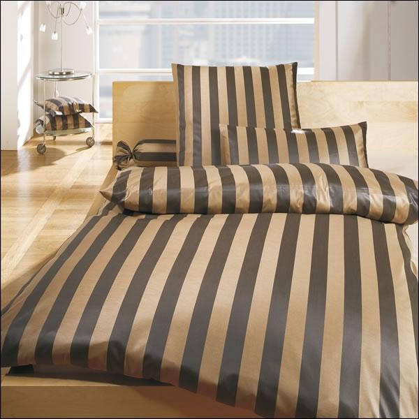 curt bauer mako brokat damast bettw sche como 135x200 40x80 cm 2044 1824 kupfer ebay. Black Bedroom Furniture Sets. Home Design Ideas
