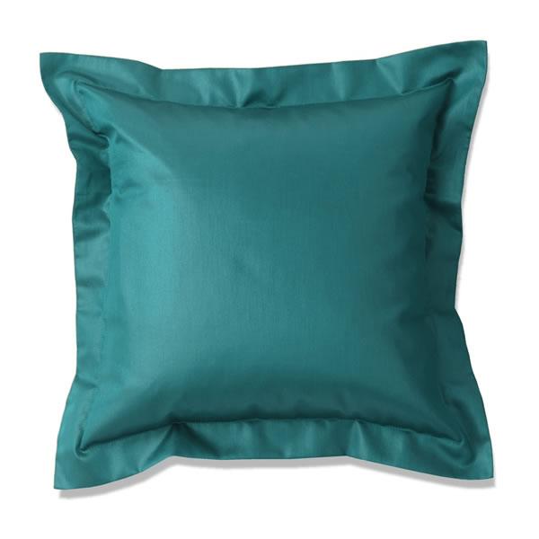 curt bauer mako brokat damast bettw sche mumbai 2483 1833 petrol kissenbezug. Black Bedroom Furniture Sets. Home Design Ideas