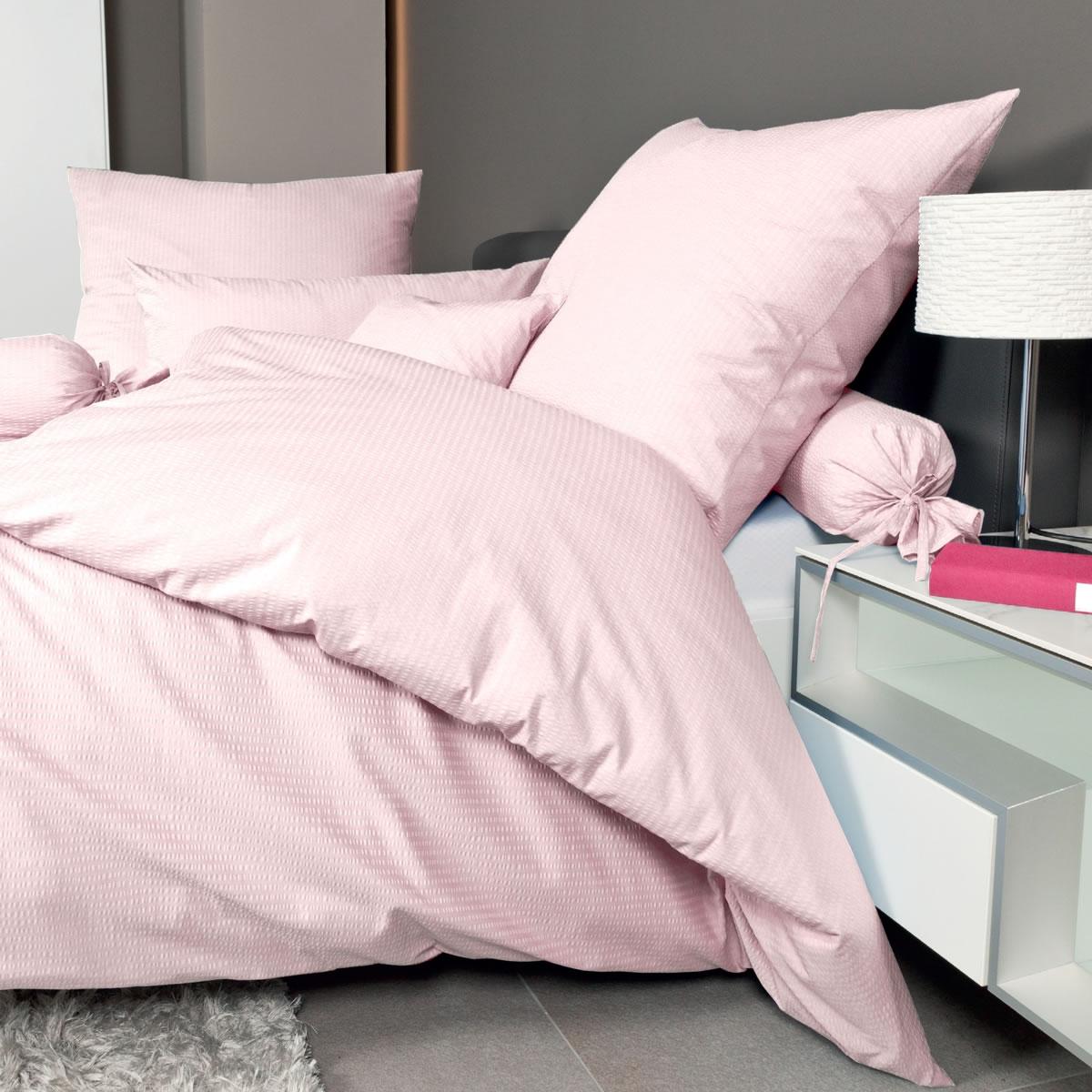 janine uni mako soft seersucker bettw sche 0125 piano. Black Bedroom Furniture Sets. Home Design Ideas