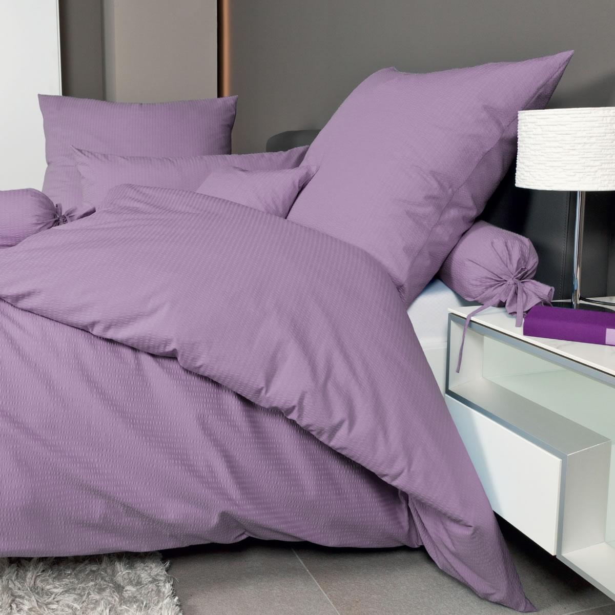 janine mako soft seersucker kissenbezug oder bettw sche 0125 piano baumwolle. Black Bedroom Furniture Sets. Home Design Ideas