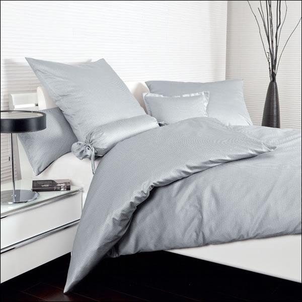 janine mako satin bettw sche modernclassic 3938 klein kariert hellblau rosa rot ebay. Black Bedroom Furniture Sets. Home Design Ideas