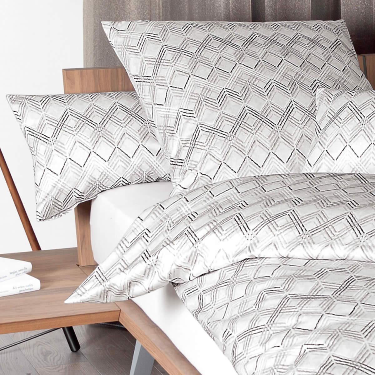 janine interlock fein jersey bettw sche carmen 53032 07 taupe sand. Black Bedroom Furniture Sets. Home Design Ideas