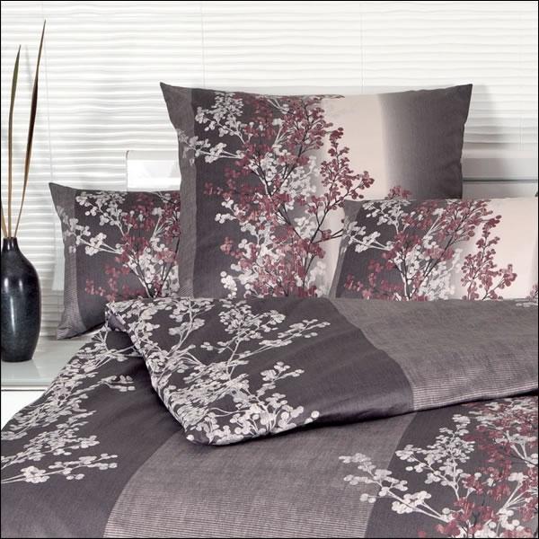 janine mako soft seersucker bettw sche in 135x200 cm 1b ware 2999 00 traube ebay. Black Bedroom Furniture Sets. Home Design Ideas