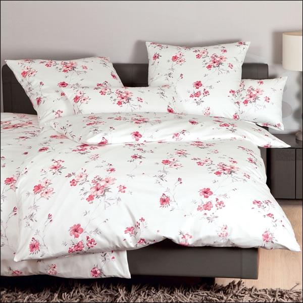 janine interlock fein jersey bettw sche in 135x200 cm carmen 5545 01 quarzrosa ebay. Black Bedroom Furniture Sets. Home Design Ideas