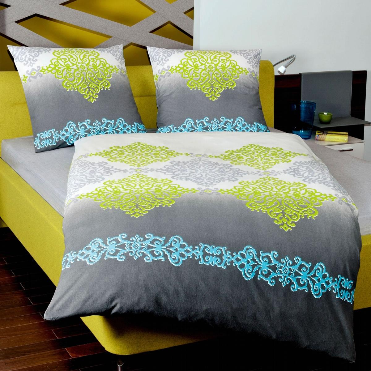 bettwsche 200x220 grau x cm bettwsche mit x bettbezge bettbezug baumwolle ko with bettwsche. Black Bedroom Furniture Sets. Home Design Ideas