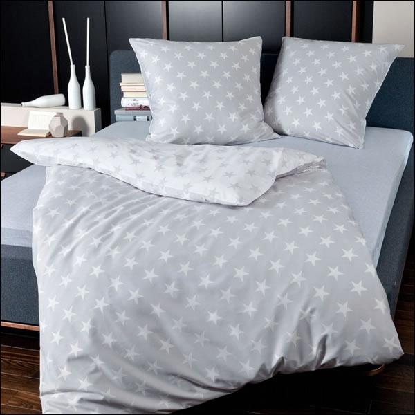janine fein biber wende bettw sche davos 6466 08 silber. Black Bedroom Furniture Sets. Home Design Ideas