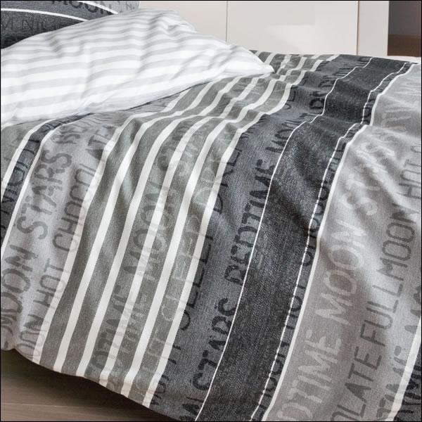 janine fein biber bettw sche davos design 6481 08 platin graphit silber wei ebay. Black Bedroom Furniture Sets. Home Design Ideas