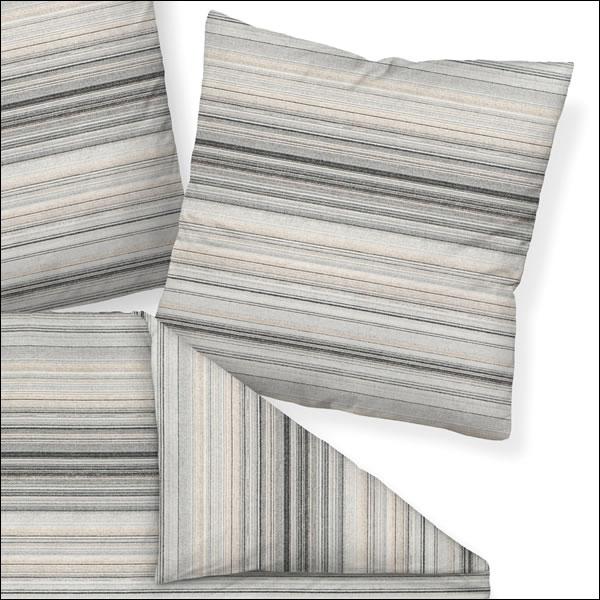 janine fein biber bettw sche davos 65011 08 silber sand beige grau gestreift ebay. Black Bedroom Furniture Sets. Home Design Ideas
