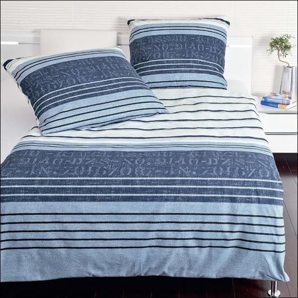 janine fein biber bettw sche davos 65013 02 blau hellblau. Black Bedroom Furniture Sets. Home Design Ideas