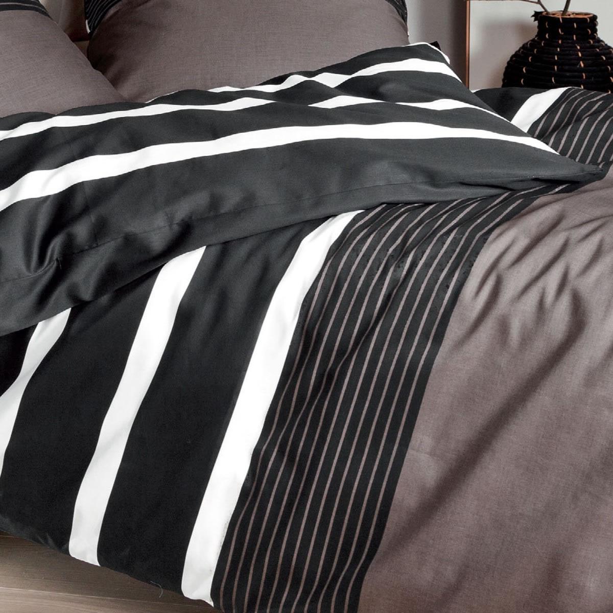 janine j d mako satin bettw sche design 8468 07 nougat. Black Bedroom Furniture Sets. Home Design Ideas