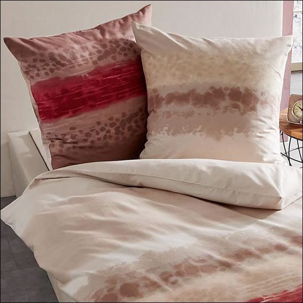 kaeppel fein biber bettw sche in 155x220 cm design 60376 soul nougat braun sand ebay. Black Bedroom Furniture Sets. Home Design Ideas