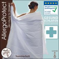 Centa Star Allergo Protect Leicht Decke 135x200 Sommerdecke 0300.00