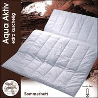 Centa Star Aqua Aktiv Leicht Decke 135x200 Sommerdecke 2. Wahl 1318.80