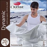 Centa Star Dynamic Leicht Bett 135x200 cm Sommerdecke Decke 2. Wahl
