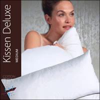 Centa Star Kissen Deluxe medium 40x80 cm 70% Federn 30% Daunen 7491.01