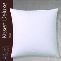 Centa Star Kissen Deluxe fest 80x80 cm 85% Federn / 15% Daunen 7490.02