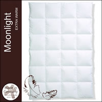 Centa Star Moonlight Extra Warm Daunendecke Winterdecke 5117