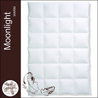 Centa Star Moonlight Warm Daunendecke 2 cm Innensteg Winterdecke 5116