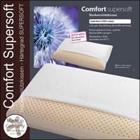 Centa Star Nackenstützkissen Comfort Supersoft in 40x80 cm 2414.00