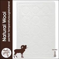 Centa Star Natural Wool Solo-Bett Ganzjahresdecke 135x200 cm 1450.00