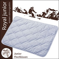 Centa Star Royal Junior Flachkissen 40x60 cm 1. Wahl 4892.00