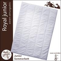 Centa Star Royal Junior Leicht Decke 100x135 cm Sommerdecke 2. Wahl