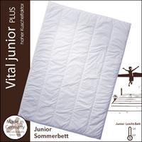 Centa Star Vital Plus Junior Leicht Decke 100x135 Sommerdecke 1. Wahl