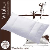 Centa Star Vital Plus Kissen Waschmich-Light 40x80 Kopfkissen 2. Wahl