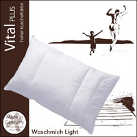 Centa Star Vital Plus Kissen Waschmich-Light 60x80 cm 1. Wahl 2885.00