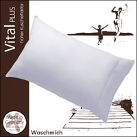 Centa Star Vital Plus Kissen Waschmich 60x80 cm 1. Wahl Art-Nr 2868.00
