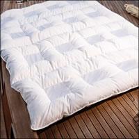 ClimaBalance Comfort Medium Ganzjahres-Daunendecke 155x220 cm 60701