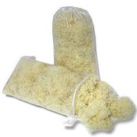 2x Merino Schafschurwollkugeln Nachfüllpack mit je 150 Gramm
