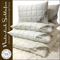 Merino Schafschurwolle Kopfkissen Schurwolle Kissen in versch. Größen