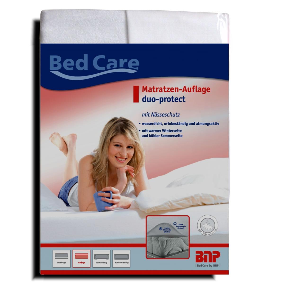 bnp bed care matratzenauflage duo protect n sseschutz inkontinenz. Black Bedroom Furniture Sets. Home Design Ideas