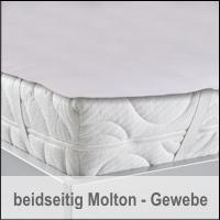 BNP Bed Care Matratzenauflage Secura mit Nässeschutz