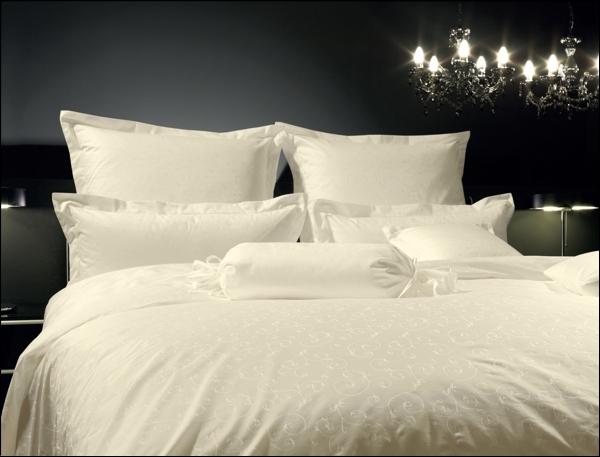 janine mako franges damass linge de lit rubin 1321 1322 taie d 39 oreiller housse de couette ebay. Black Bedroom Furniture Sets. Home Design Ideas