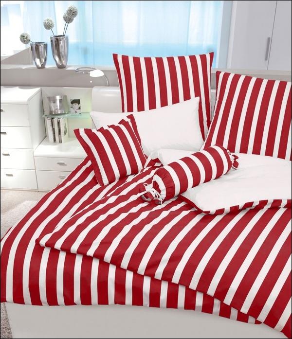 janine mako satin bettw sche modernclassic kissenbezug vers gr en farben ebay. Black Bedroom Furniture Sets. Home Design Ideas