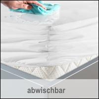 BNP Bed Care Matratzenspannbezug Safety mit Nässeschutz stretch