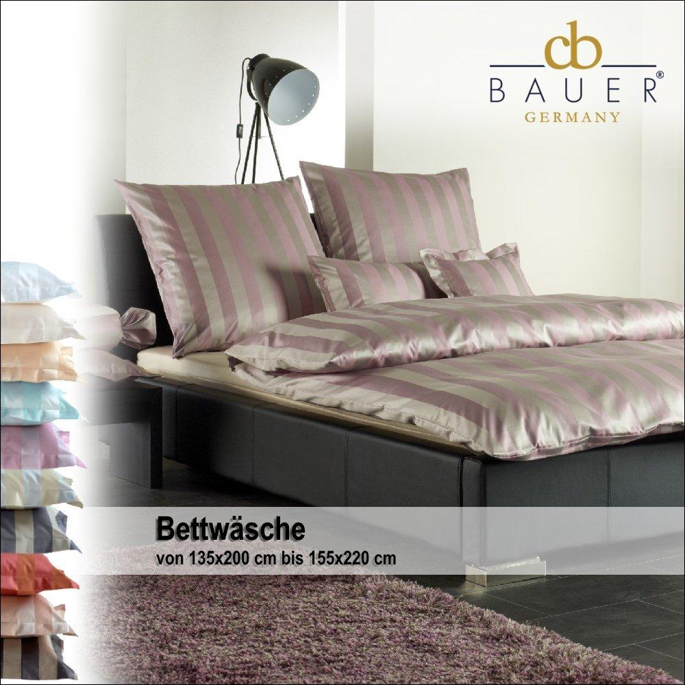 curt bauer mako brokat damast bettw sche como aus 100. Black Bedroom Furniture Sets. Home Design Ideas