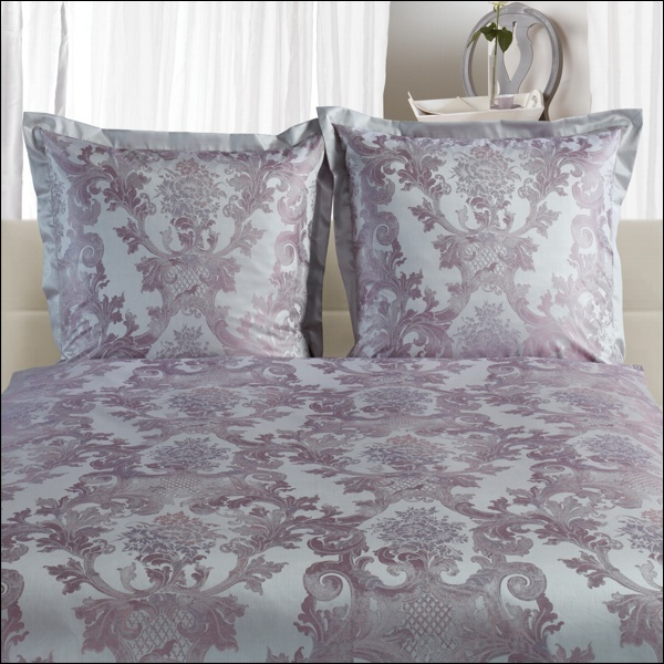 curt bauer louis xiv mako brokat damast bettw sche plaid. Black Bedroom Furniture Sets. Home Design Ideas