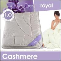 Luxus Cashmere Winterdecke 100% Kaschmir Winterbett Duo Decke warm
