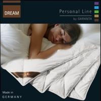 Personal Line by Garanta DREAM duo-leicht Cashmere Ganzjahresdecke