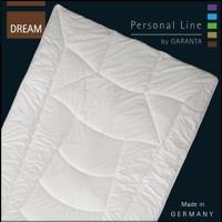 Personal Line by Garanta DREAM leicht Cashmere Sommerdecke Sommerbett