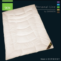 Personal Line by Garanta SKIN EXTRA LEICHT Sommerdecke Sommerbett
