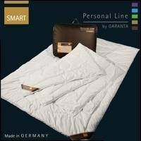 Personal Line by Garanta SMART 4-Jahreszeiten Kamelhaar Combi Decke