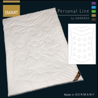 Personal Line by Garanta SMART EXTRA LEICHTE Kamelhaar Sommerdecke